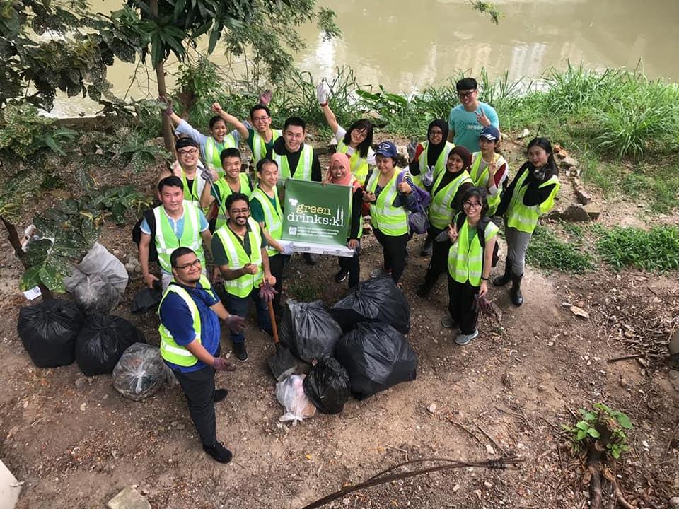 Green Drinks KL: River Conservation